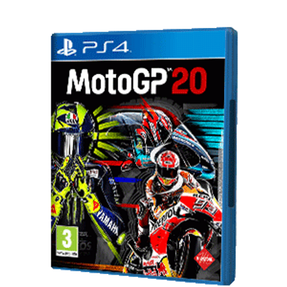 Juego PS4 MotoGP 20