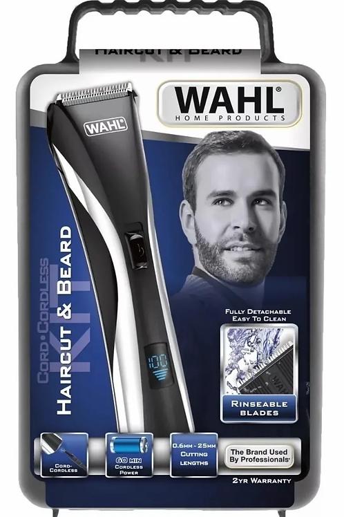 Wahl pelo y barba