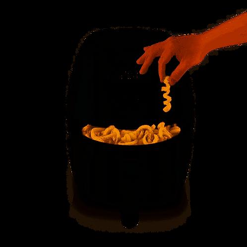 Freidora Prixton Cook Organics sin aceite