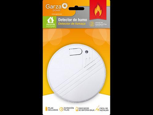 Detector de humo Garza