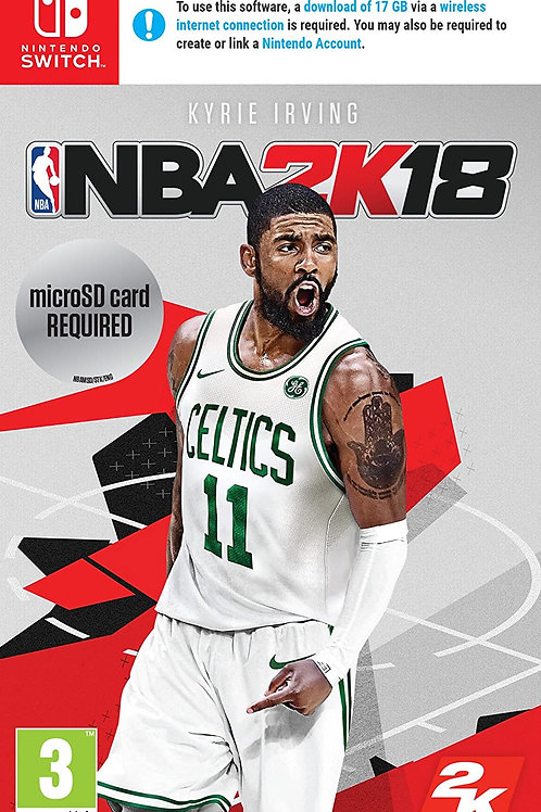 Juego NBA2K18 (NINTENDO SWITCH)