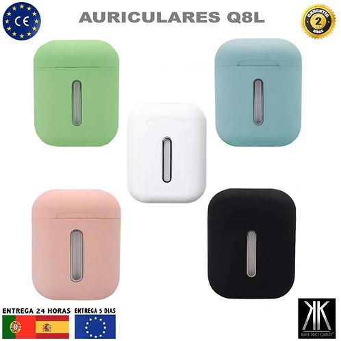 Auriculares Bluetooth q8l tws 5.0