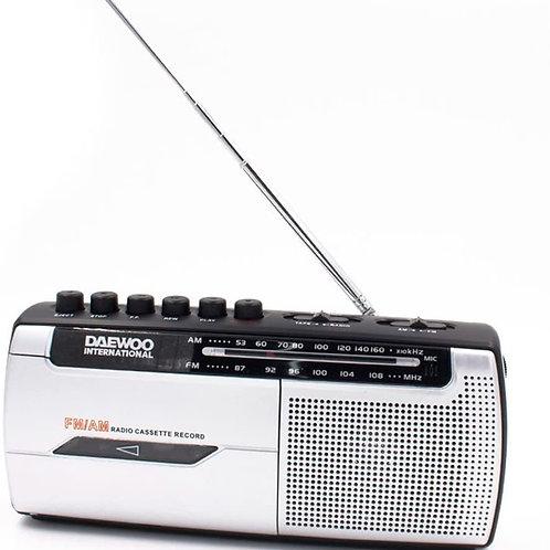 Radio Casette Daewoo Drp-107