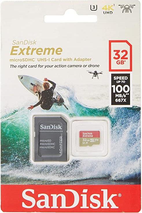 Tarjeta de Memoria Sandisk 32 GB