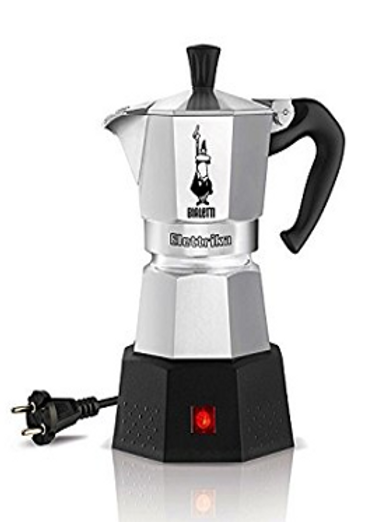 Cafetera italiana eléctrica Bialetti