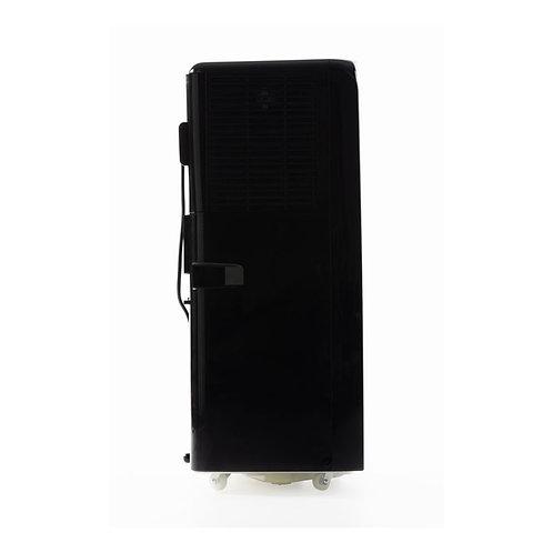 Aire Acondicionado Glazial Predator S30PLUS, Color Negro