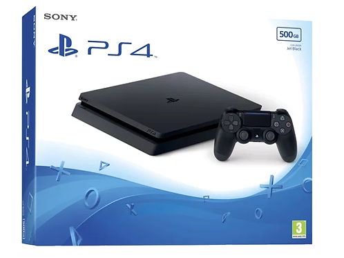 Consola Slim PS4 500 GB
