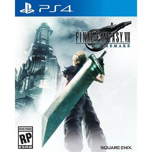 Juego Final FANTASY VII REMAKE (PS4)