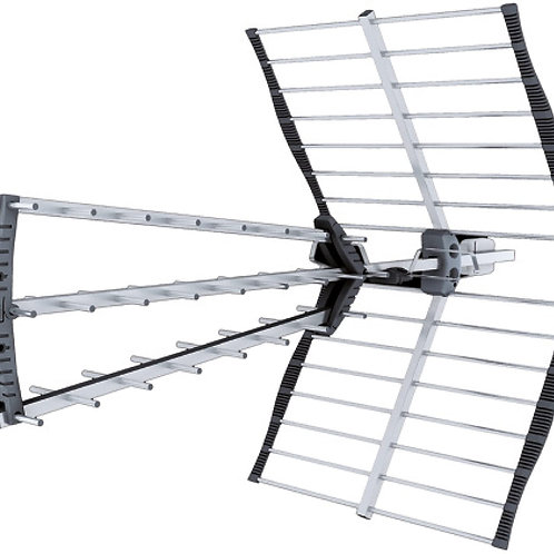 Antena Exterior UHF Hydra 45