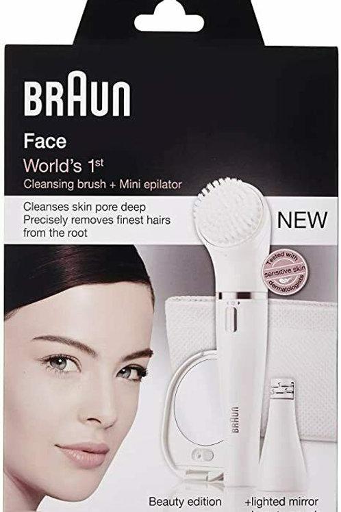 Braun Facespa
