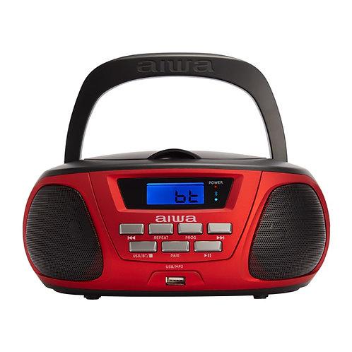 Radio Portatil con reproductor de cd Aiwa