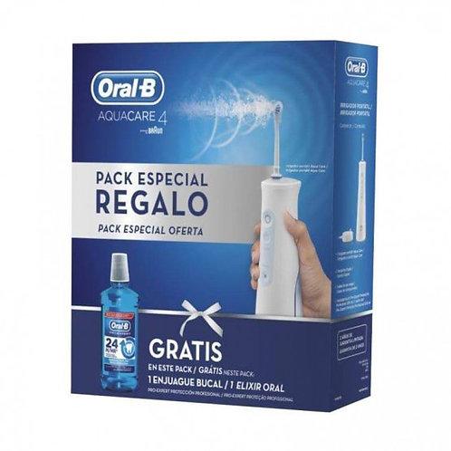 Irrigador Dental Braun Aquacare 4