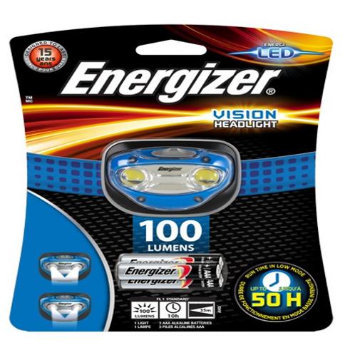 Luz Frontal Energeizer 100 Lm