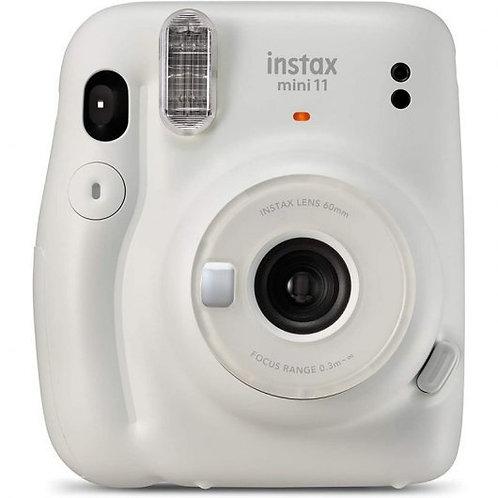 Fujifilm Pack Instax Mini 11 Blanca + 20 Fotos + Álbum Pasaporte + Etiqueta Male