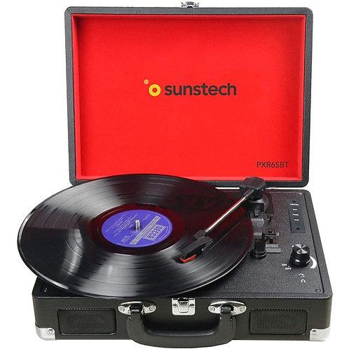Tocadiscos Sunstech Pxr6sbt