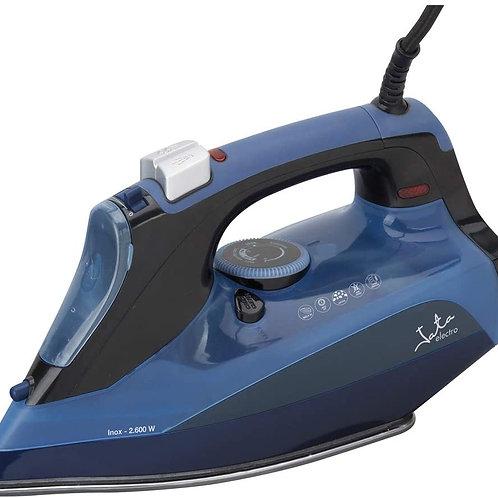 Jata PL501N Plancha de Vapor Inox Suela Inox con 450 Salidas de Vapor y Diseño 3