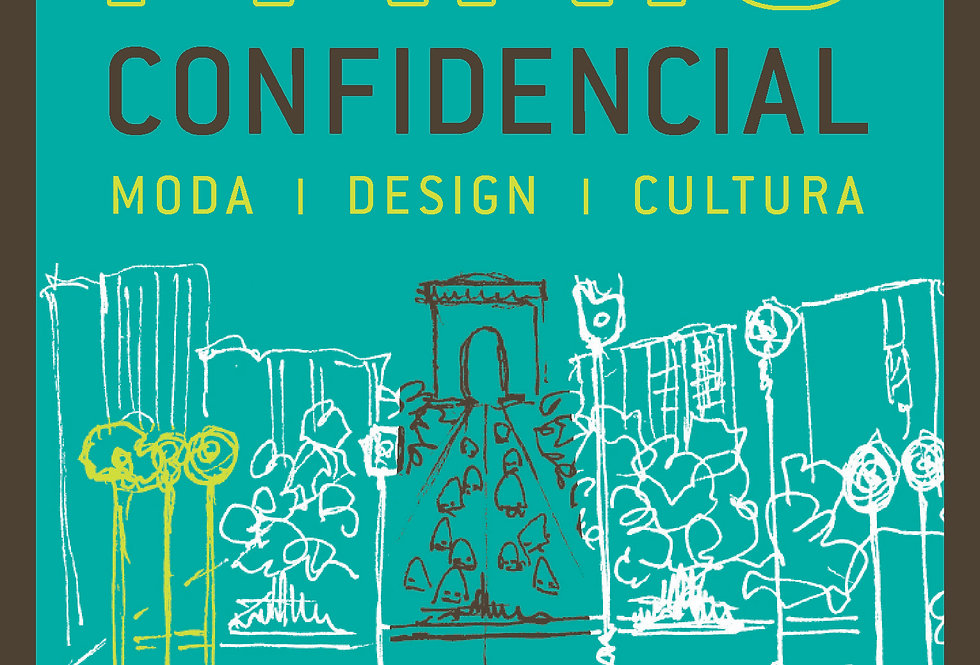 Paris confidencial - moda | design | cultura