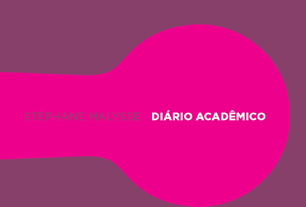 Diário acadêmico