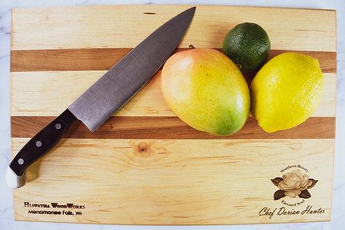 Hiawatha Boards - Chef Dorian Edition - Hard Maple & Cherry