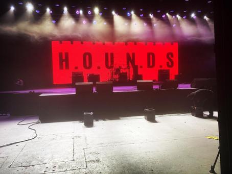 H.O.U.N.D.S - All Killer No Filler Fest   Live Review