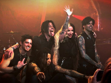 NEW YEARS DAY - Live from The O2  Academy Islington