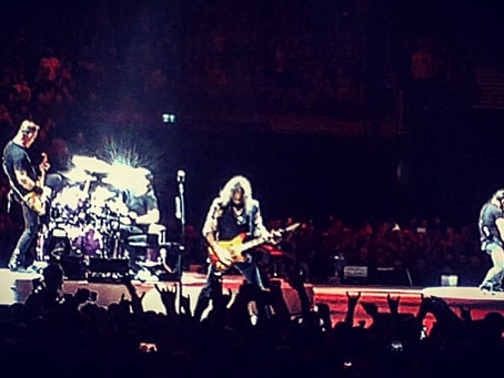 METALLICA - Live from The O2 Arena