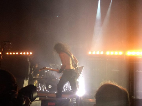 AIRBOURNE - Live from The Roundhouse