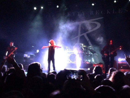 THE PRETTY RECKLESS - Live from the O2 Forum Kentish Town