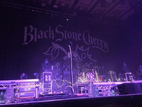 BLACK STONE CHERRY - Live from The Brighton Dome