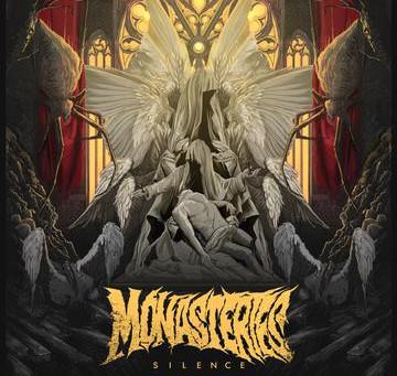 MONASTERIES - 'Silence' EP