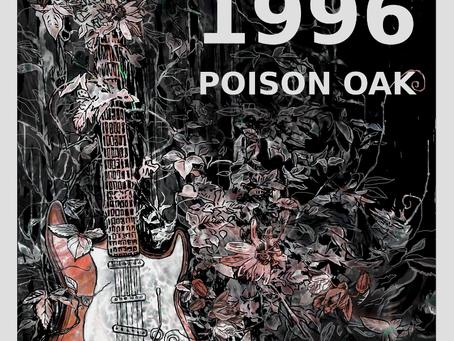 POISON OAK - '1996' | EP Review