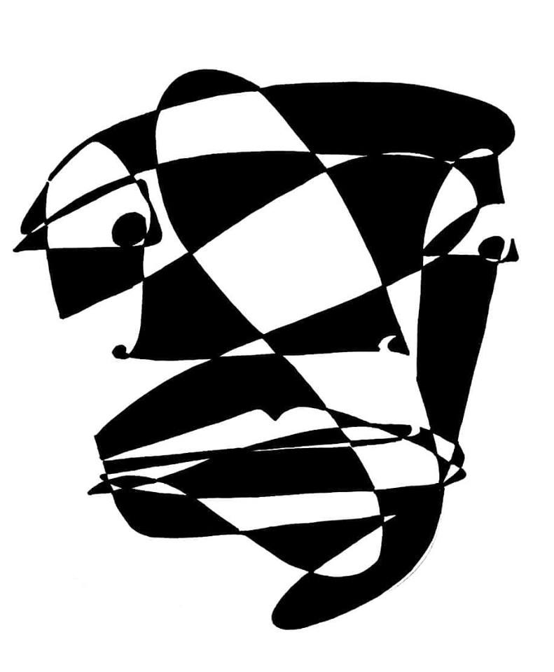 Mispers Logo - Lines of Thought