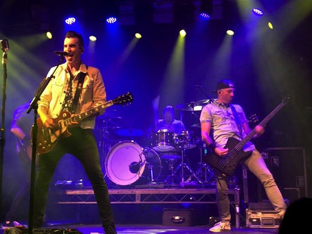 THEORY OF A DEADMAN - Live from The Electric Ballroom
