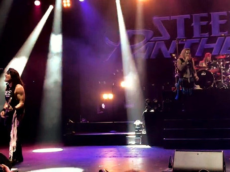 STEEL PANTHER - Live from the O2 Academy Brixton