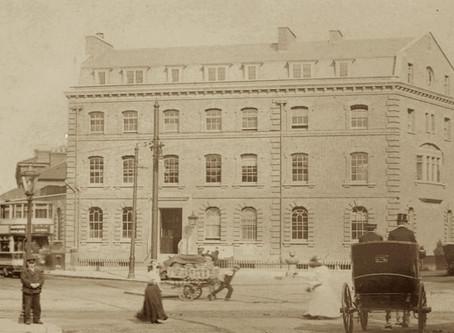 18. BRIXTON POLICE STATION
