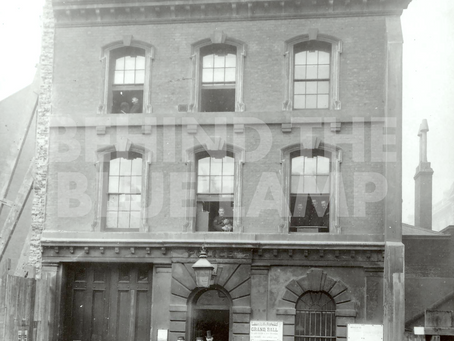 MURDER OF A POLICEMAN AT KING STREET STATION