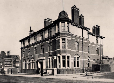 16. EAST GREENWICH POLICE STATION