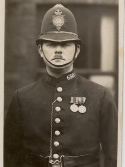 POLICE DISCIPLINE IN WW2