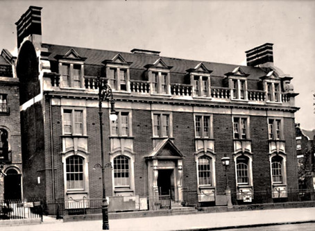 12. BOW ROAD POLICE STATION