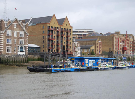14. WAPPING POLICE STATION