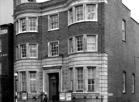 11. BETHNAL GREEN POLICE STATION