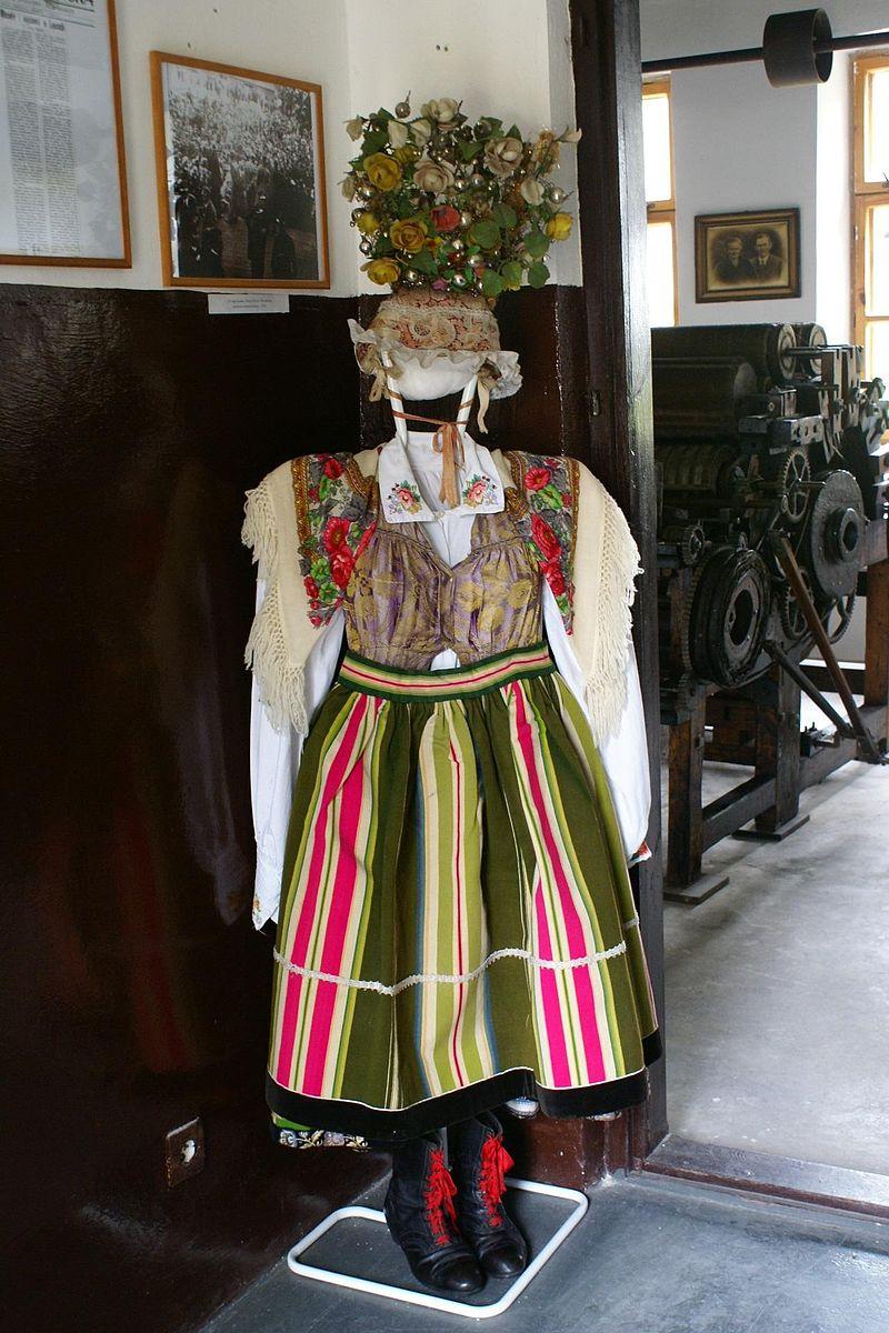 Lipiecki strój ludowy