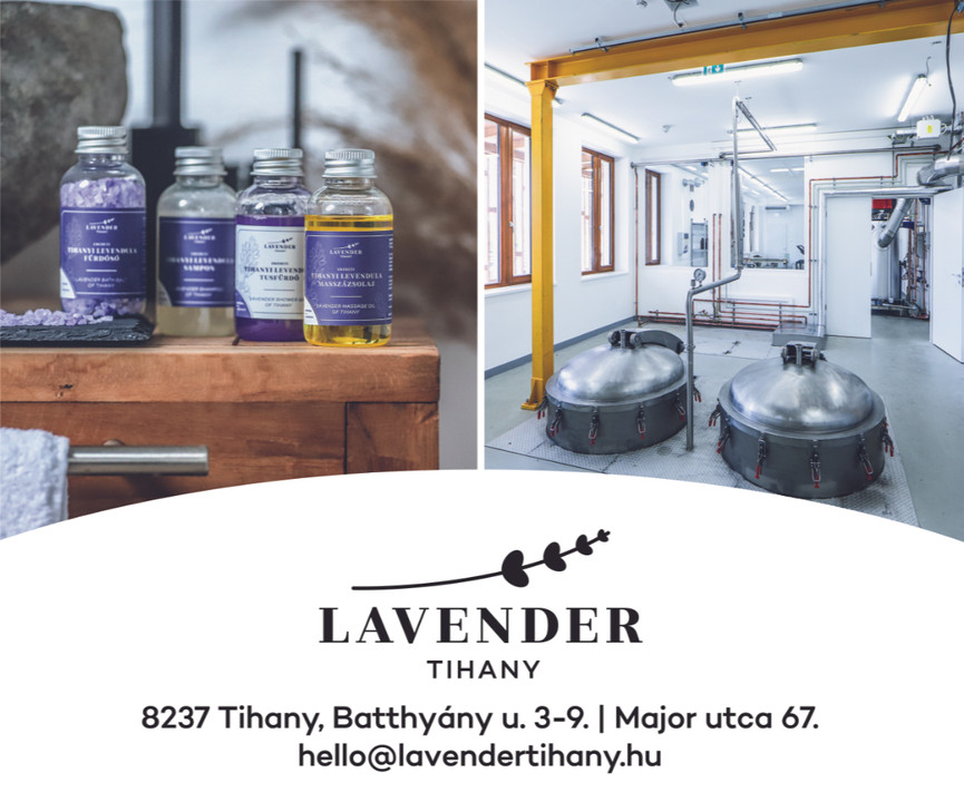 Lavender Tihany