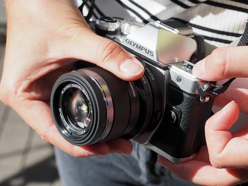 """Az a legjobb fényképezőgép, ami nálad van, mikor szükséged van rá"""" • Fényképezte: Papp Zoltán"""