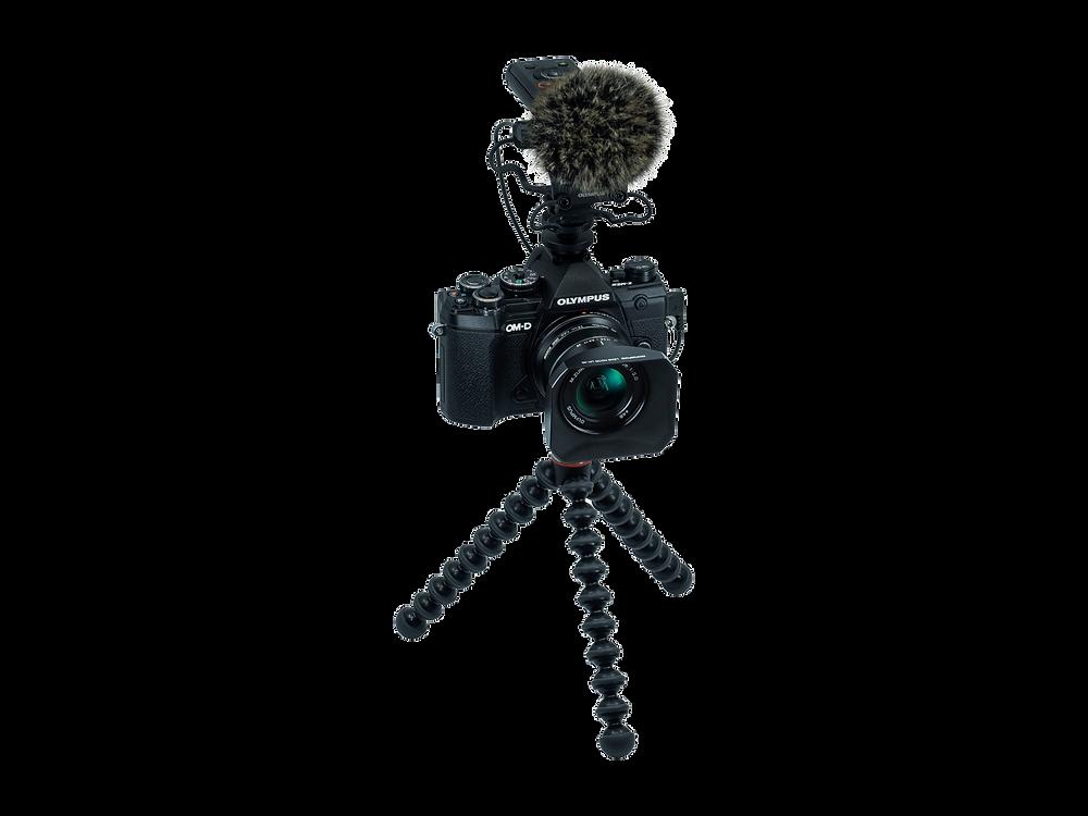 Új Olympus OM-D E-M5 Mark III kit