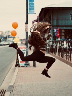Bánhalmi Norbert - balerina project