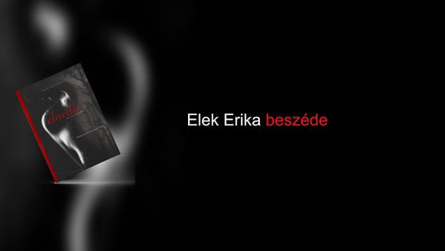 Elek Erika beszéde