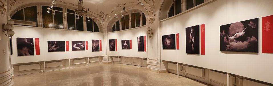 Bánhalmi Norbert fotókiállítások, Budapest és New York