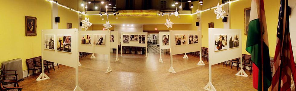 Fotókiállítás, 2014 december,  Hungarian House, New York
