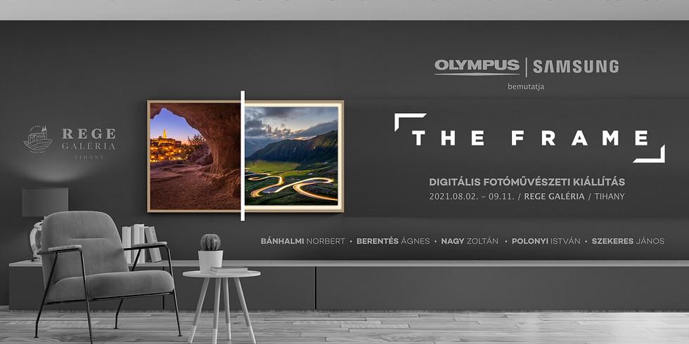 The Frame - Digitális Fotóművészeti Kiállítás